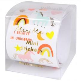 Stickers roll 500 pezzi
