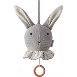 Carillon coniglio grigio