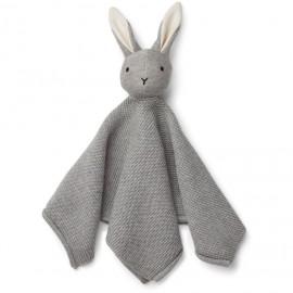 Dou dou coniglio grigio