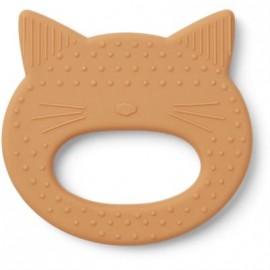 Massaggia gengive gatto mostarda