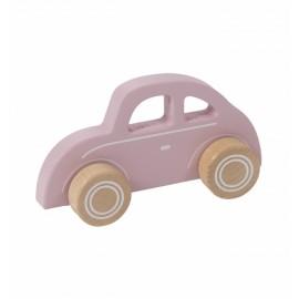 Macchina legno rosa