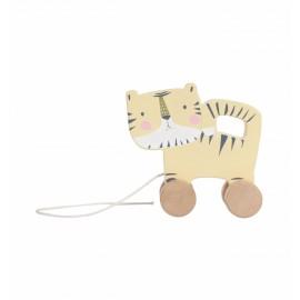 Trainabile legno tigre