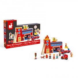 Box storia pompieri