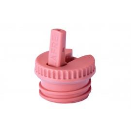 Beccuccio per bottiglia rosa