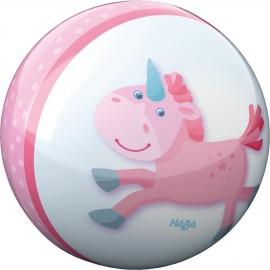 Palla unicorno diam. 22 cm