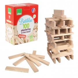 Batibloc 100 tavole in legno