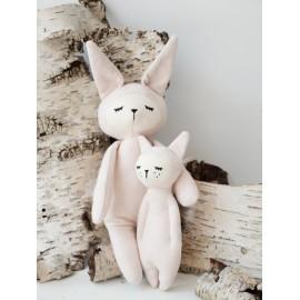 Coniglietta rosa Buddy