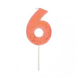 Candela numero sei