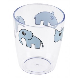 Mini bicchiere Done by deer Azzurro 120 ml