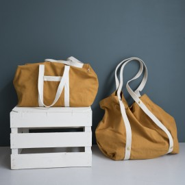 Gym bag fabelab ochre