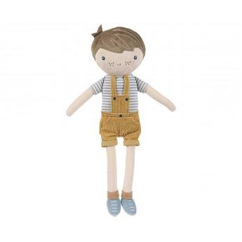 Bambola morbida Jim Little dutch 50 cm