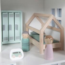 Accessori casa delle bambole Little dutch - Camera dei bambini
