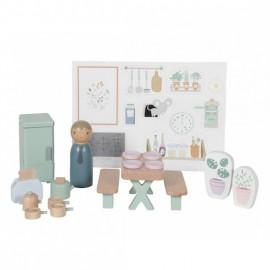 Accessori casa delle bambole Little ducth - Cucina