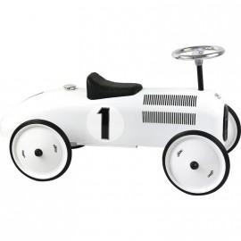 Vintage Car bianca