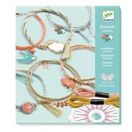 Kit braccialetti Celeste Djeco