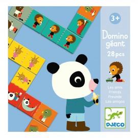 Domino gigante amici djeco