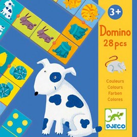 Domino colori djeco