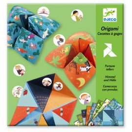 Origami delle penitenze djeco