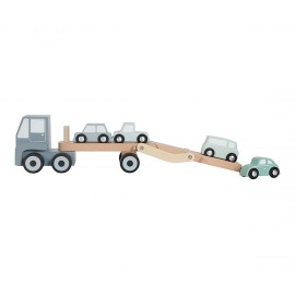 Camion  legno menta little dutch