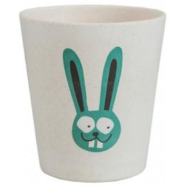 Bicchiere da risciacquo per bambini jack n' jill coniglio