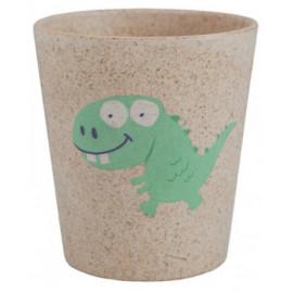 Bicchiere da risciacquo per bambini jack n' jill dinosauro