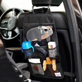 Portaoggetti sedile auto Bulldog 3Sprouts