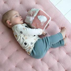cubo morbido attività little dutch rosa