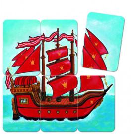Gioco di carte piratatak dejco