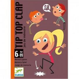Gioco di carte Tip top clap