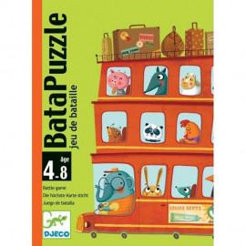 Gioco di carte Djeco Bata Puzzle
