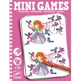 Mini games trova le differenze Lea djeco