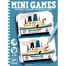 Mini games  Trova le differenze Remi djeco