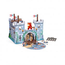 Castello fortificato story janod