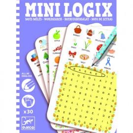 Mini games cerca le parole in inglese djeco
