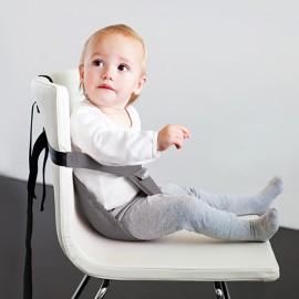 Seggiolino da tavolo universale Minichair Minimonkey – Vista frontale
