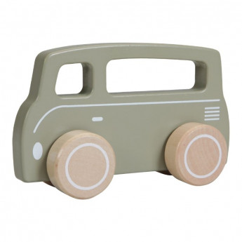 Van in legno little dutch verde oliva