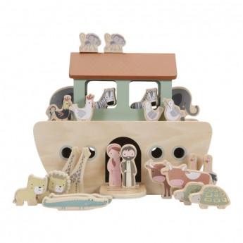 Arca di Noè in legno little dutch
