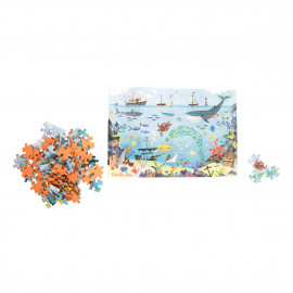 Puzzle oceano moulin roty 96 pz
