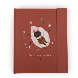 Libro ricordi nascita Moulin Roty 80 pagine