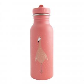 Bottiglia in acciaio 500 ml fenicottero
