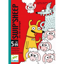 Gioco di carte djeco swip'sheep
