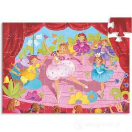 Puzzle djeco la ballerina col fiore 36 pz