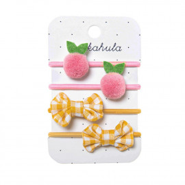 Set 4 elastici rockahula sweet berry