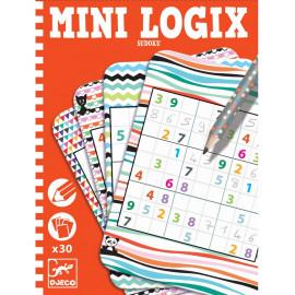 Mini games sudoku djeco