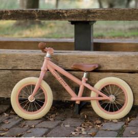 Bicicletta balance biek little dutch rosa matt