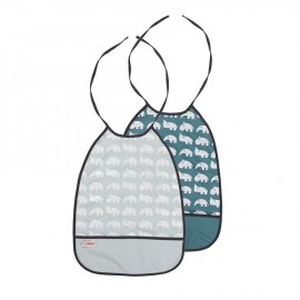 set-bavaglini-impermeabili-bambino-donebydeer-poppy-kidshop