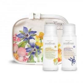 Beauty Set Viaggio con bagno doccia e shampoo