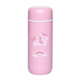 Borraccia termica A Little Lovely Company unicorno mani- Poppykidshop