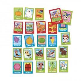 Flashcards Montessori Prime scoperte Headu 1-4 anni confezione -Poppykidshop